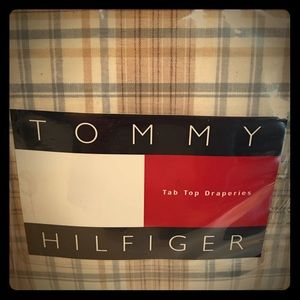 Tommy Hilfiger Tab Top Panels Curtains Drapes